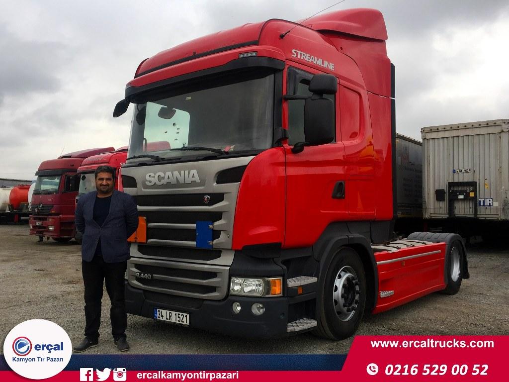 2015 Scania R 440